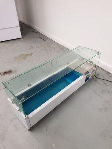 Polar G608 Refrigerated Counter Top Server Prep Unit
